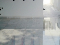 Weißer Marmor Eingangsbereich